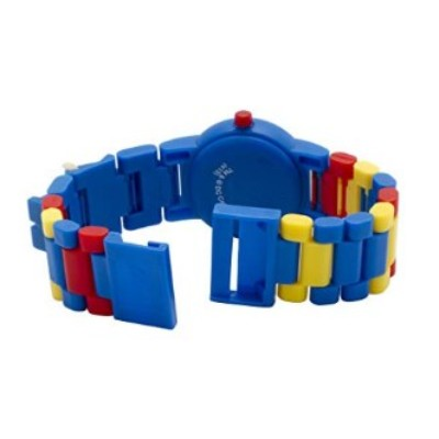 lego dc universe superman watch for kids back