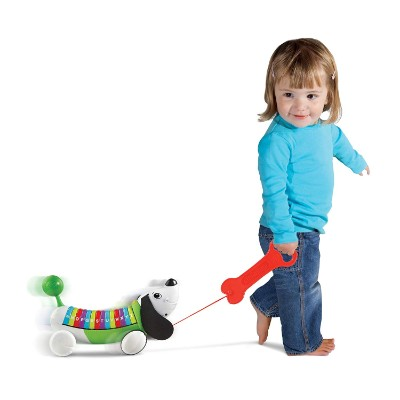 leapFrog alphaPup pull toy for kids kid playing