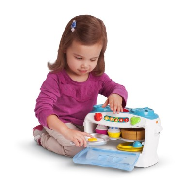 leapFrog number lovin' oven play kitchen for kids and toddlers kid playing