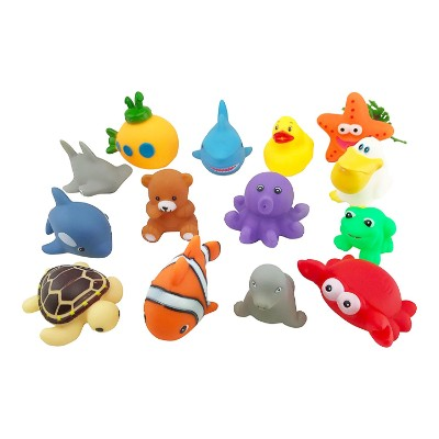 liberty imports bath squirties water toy for kids pieces