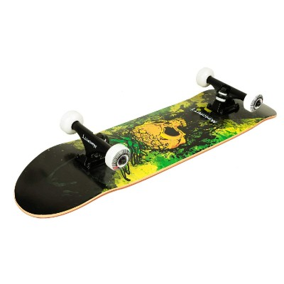 skatro mini cruiser retro kids skateboard bottom
