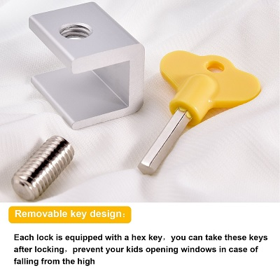 Maxdot 4 Sets Sliding Best Window Locks parts