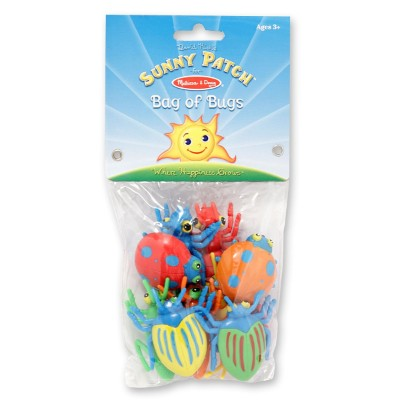 melissa & doug sunny patch bag bug toys pack