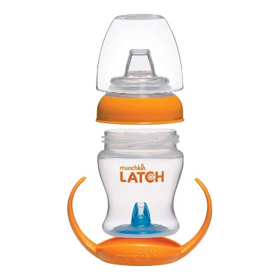 munchkin latch transition sippy cup for toddlers design