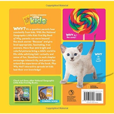 National Geographic Little Kids Big Books