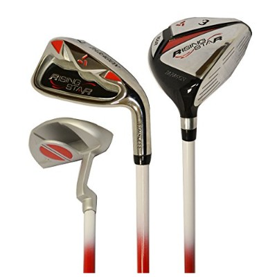 paragon ages 3-5 golf set for kids close up