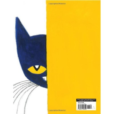 pete the cat: I love my white shoes book for 5 year olds back