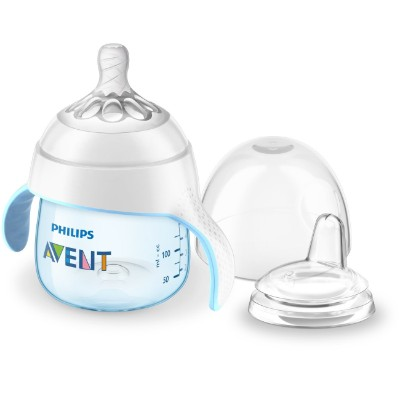 philips avent my natural trainer sippy cup for toddlers pieces