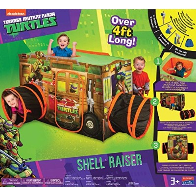 playhut TMNT shell raiser kids play tent box