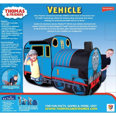 playhut thomas the train kids play tent kids playing back