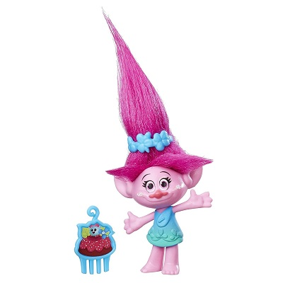 poppy collectible figure dreamworks trolls toy design
