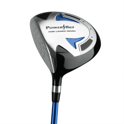 powerbilt junior golf set for kids close up