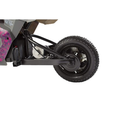 EM-1000 E-motorcycle electric dirt bike for kids back tire