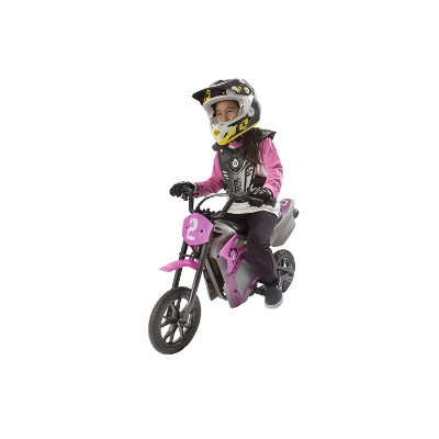 EM-1000 E-motorcycle electric dirt bike for kids kid riding