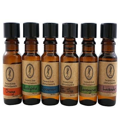 pure jolly essential oil kit christmas gifts for mom scents