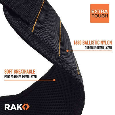 RAK extra tough wristband