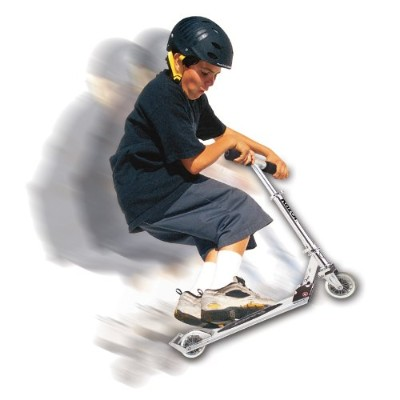 razor a kick kids scooter rider