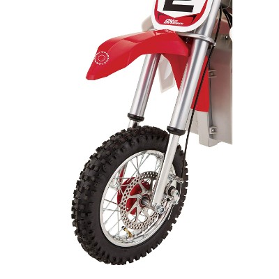 mcGrath rocket motocross electric dirt bike for kids front tire