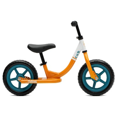 retrospec cub no pedal balance bike profile