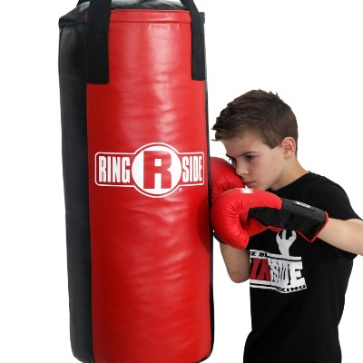 ringside youth heavy kit punching bag for kids kid punching