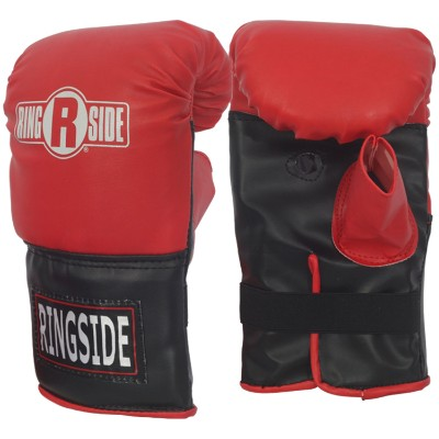 ringside youth heavy kit punching bag for kids gloves