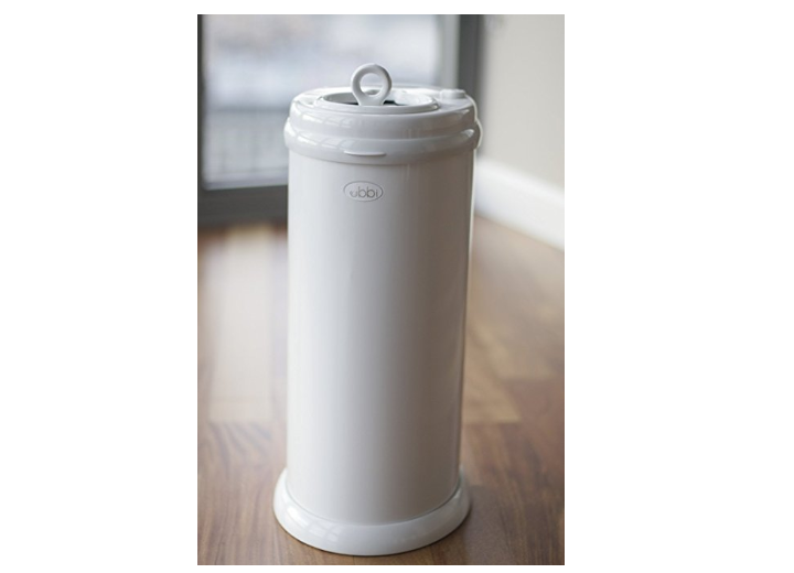 The Ubbi Diaper Pail saves your money because there is no need of special bags.