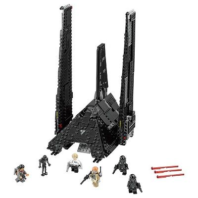 lego star wars krennic's imperial shuttle pieces