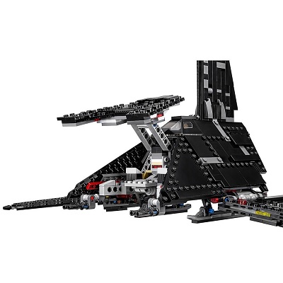 lego star wars krennic's imperial shuttle design