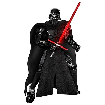lego star wars kylo ren design