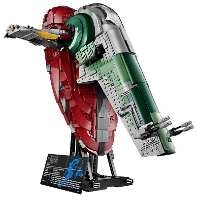 lego star wars slave I large