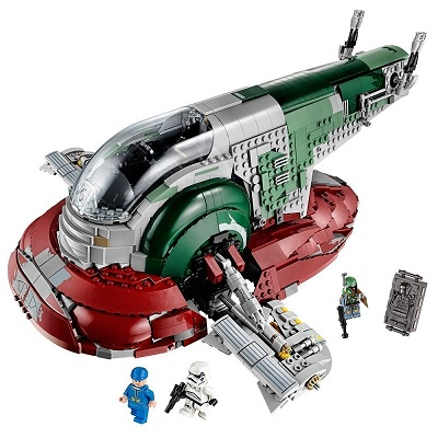 lego star wars slave I pieces
