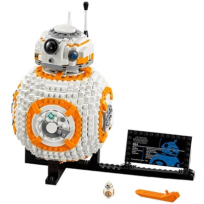 LEGO star wars VIII BB-8