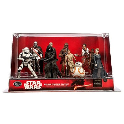 disney figurines star wars toys pack