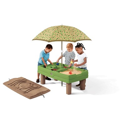 step2 naturally playful center sand & water table for kids and toddlers playing