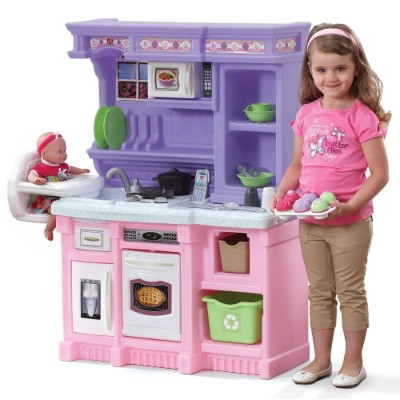 step2 little bakers play kitchen for kids and toddlers playtime