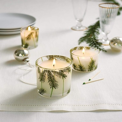 Thymes fir candle