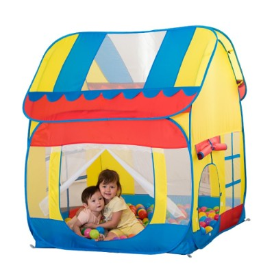 truedays outdoor indoor fun kids play tent kids playing