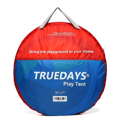 truedays outdoor indoor fun kids play tent foldable