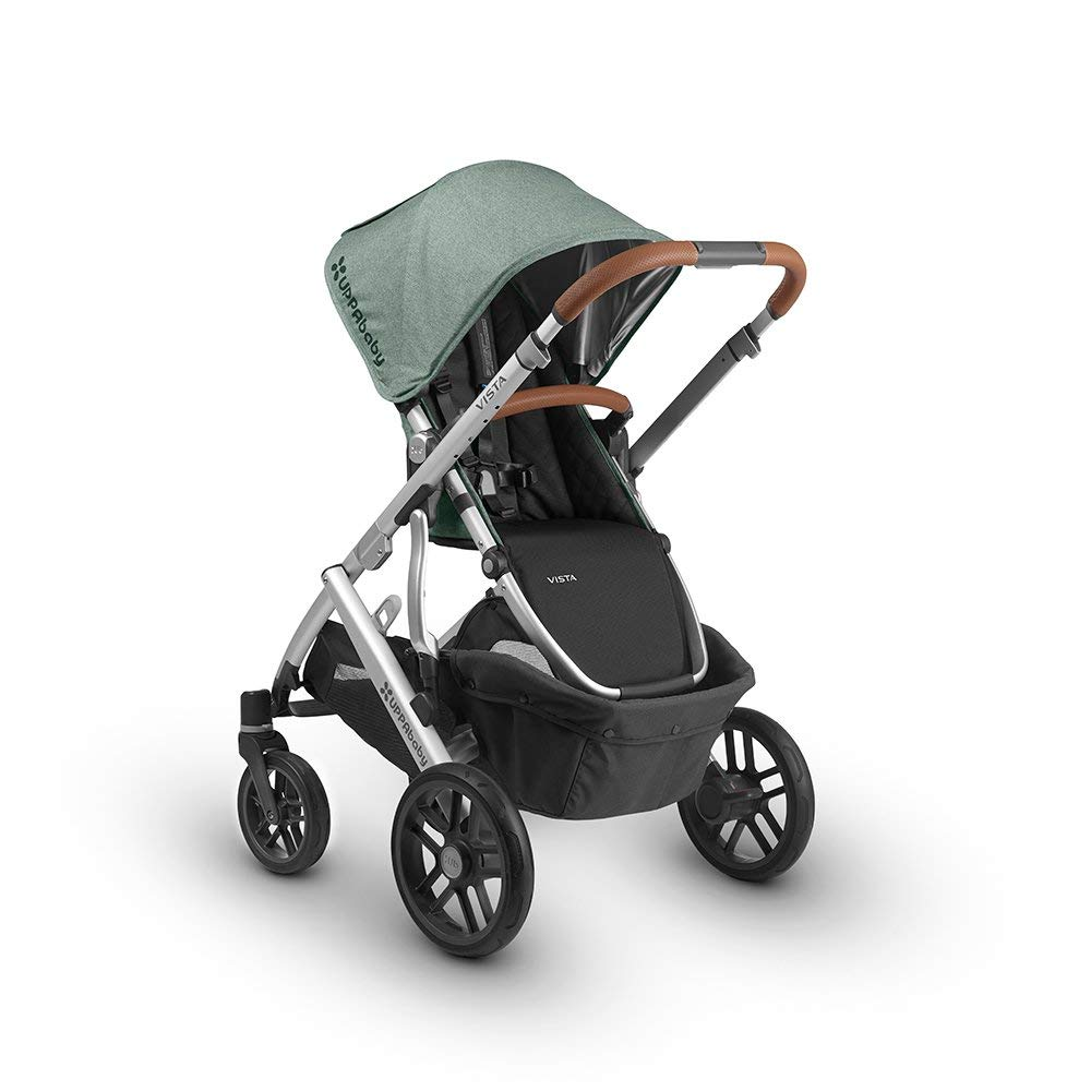 The UPPAbaby Vista Stroller has a new longer mattress.