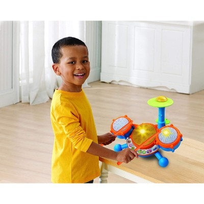 vTech kidiBeats drum sets for kids and toddlers model