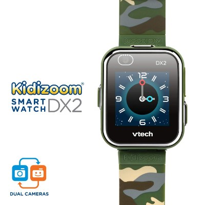 vTech kidizoom DX2 watch for kids close up
