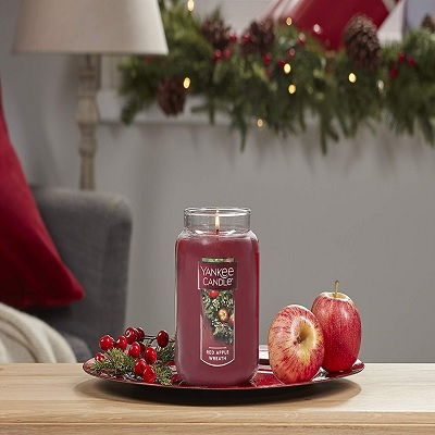 Yankee Candle Red Apple