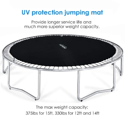 Best Trampolines for Outdoor Fun Reviewed in 2019 | BornCute