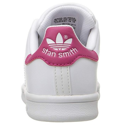 adidas performance stan smith sneakers for kids back