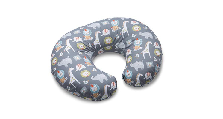 The Boppy Nursing Pillow