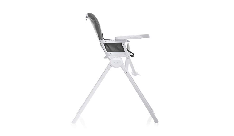 The JOOVY Nook High Chair side view