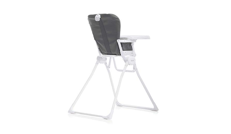 The JOOVY Nook High Chair diagonal view