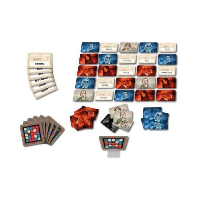 codenames board game for teens kit