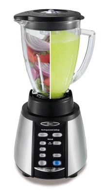 oster reverse crush counterforms blender seven speed