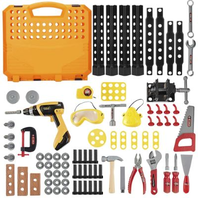 f73bde501 Best Tool Set & Workbench for Kids Rated in 2019 | Borncute.com